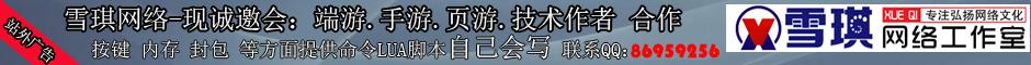 站外广告-雪琪网络